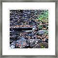Munising Falls II Framed Print