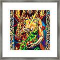 Muse  Autumn Framed Print