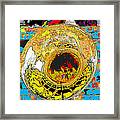 Music Out Of Metal Xiii Framed Print