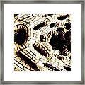 My Alien Planet Framed Print