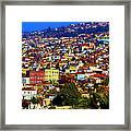 My Valparaiso Framed Print