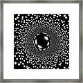 Mystery Sphere Framed Print
