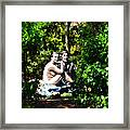 Naked Lunch Framed Print