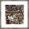 Nassau Junkanoo 2 Framed Print by Philip Slagter