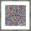 Nations United Framed Print