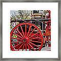 New Orleans Fire Department 1896 Framed Print