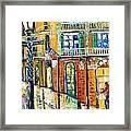 New Orleans Magic Framed Print
