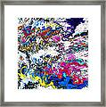 New Year's Day With Snow Framed Print