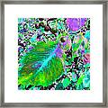 New Years Eve V7 Framed Print by Kenneth James