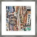 New York 5 Framed Print