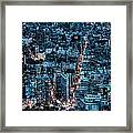 New York City Triptych Part 2 Framed Print