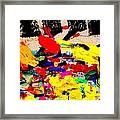 Nighttown Music Framed Print