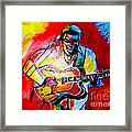 Norman Brown  Framed Print
