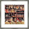 Nut Shop Framed Print