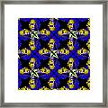 Obama Abstract 20130202m118 Framed Print