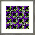 Obama Abstract 20130202m88 Framed Print