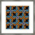 Obama Abstract 20130202p28 Framed Print