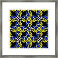 Obama Abstract 20130202p55 Framed Print