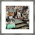 Oj House Detail 3 Framed Print