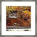 Okanagan Autumn Framed Print