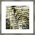 Old Mahon Town Market Framed Print
