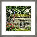 Old School House Framed Print