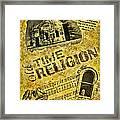 Old Time Religion Framed Print