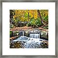Olmstead Falls Ohio Framed Print