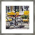 On A Clear Day Framed Print by Wayne Gill