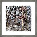 On Such A Winter's Day Framed Print