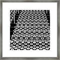 On The Riviera Stairs Palm Springs Framed Print