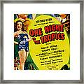 One Night In The Tropics, Us Poster Framed Print