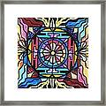 Opulence Framed Print by Teal Eye  Print Store