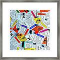 Own It All Framed Print by Benjamin Yeager