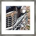 Packard Grill Framed Print
