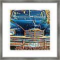 Packard II Framed Print