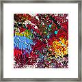 Paint Party Framed Print