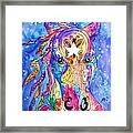 Painted Pony Framed Print
