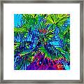 Palmetto Number 3 Framed Print