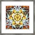 Panorama Carina Nebula Vi Framed Print