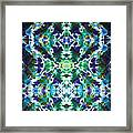 Parallel Dimensions Framed Print