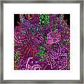 Parasitic Obstruction Framed Print