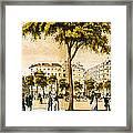 Paris 1878 Framed Print