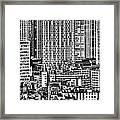 Paris Urban Framed Print