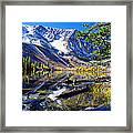 Parker Lake California Framed Print