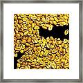 Peanut Brittle Framed Print
