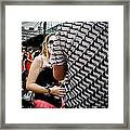 Peek-a-boo Surreal In New Orleans Framed Print by Louis Maistros