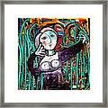 Penelope Framed Print