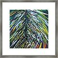 Perfect Pineapple Framed Print by Eloise Schneider
