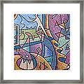 Pescador De Ilusoes  - Fisherman Of Illusions Framed Print